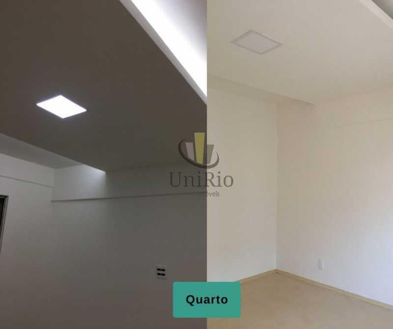 Quarto2 - Apartamento 2 quartos à venda Tanque, Rio de Janeiro - R$ 205.000 - FRAP21010 - 16