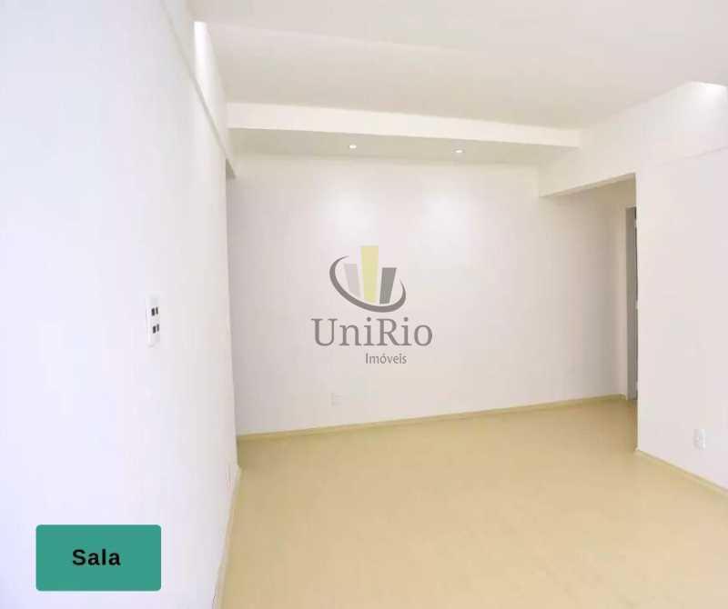 Sala - Apartamento 2 quartos à venda Tanque, Rio de Janeiro - R$ 205.000 - FRAP21010 - 1