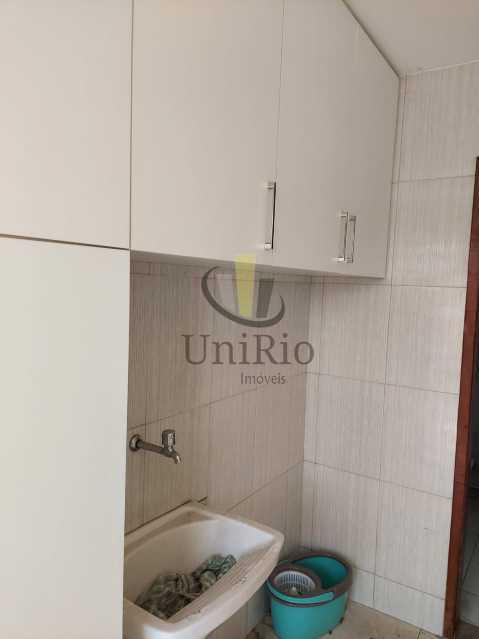 Area - Casa em Condomínio 3 quartos à venda Taquara, Rio de Janeiro - R$ 650.000 - FRCN30067 - 11