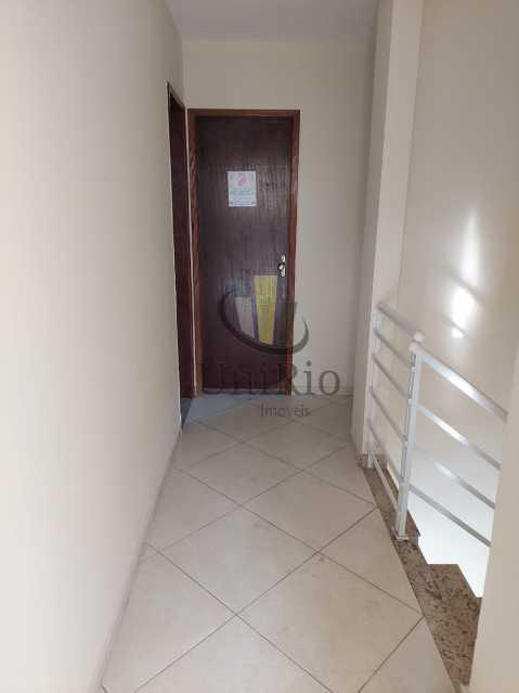 Circulacao superior - Casa em Condomínio 3 quartos à venda Taquara, Rio de Janeiro - R$ 650.000 - FRCN30067 - 13