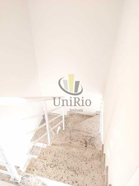 Escada - Casa em Condomínio 3 quartos à venda Taquara, Rio de Janeiro - R$ 650.000 - FRCN30067 - 14