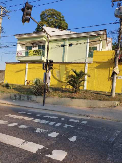 Fachada - Casa em Condomínio 3 quartos à venda Taquara, Rio de Janeiro - R$ 650.000 - FRCN30067 - 27