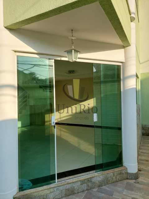 Frente bl - Casa em Condomínio 3 quartos à venda Taquara, Rio de Janeiro - R$ 650.000 - FRCN30067 - 5