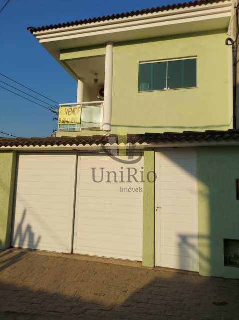 Frente - Casa em Condomínio 3 quartos à venda Taquara, Rio de Janeiro - R$ 650.000 - FRCN30067 - 25