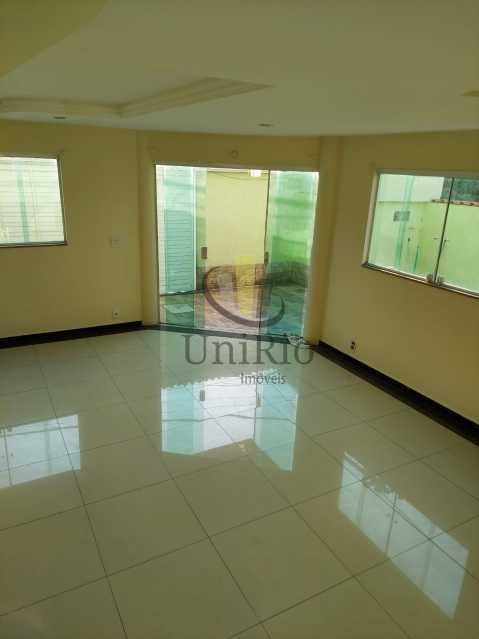 Sala - Casa em Condomínio 3 quartos à venda Taquara, Rio de Janeiro - R$ 650.000 - FRCN30067 - 4