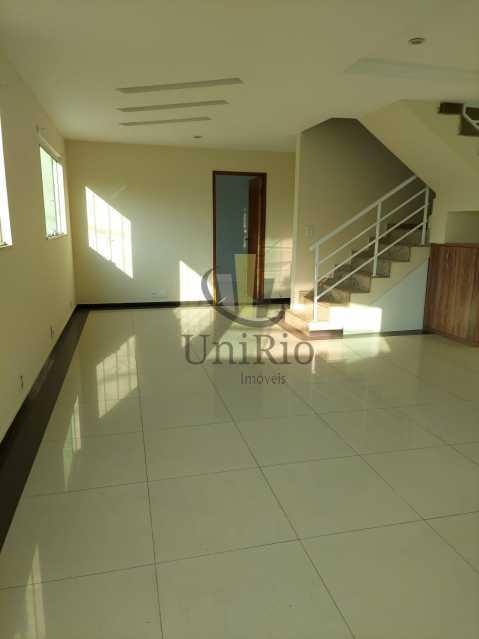 Sala3 - Casa em Condomínio 3 quartos à venda Taquara, Rio de Janeiro - R$ 650.000 - FRCN30067 - 1