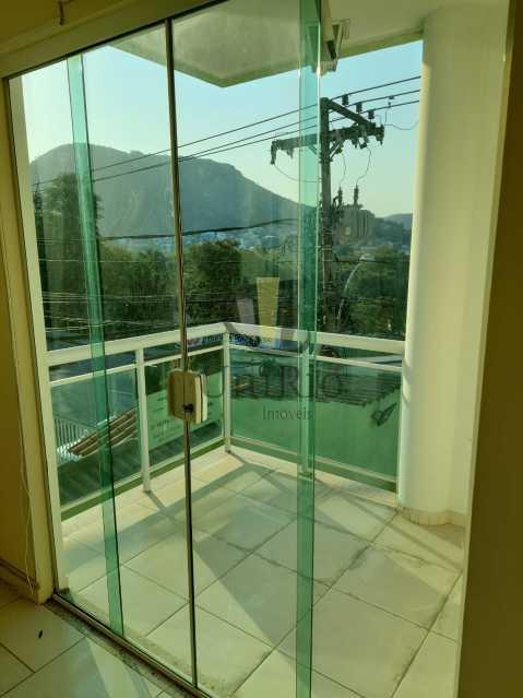 Varanda sup2 - Casa em Condomínio 3 quartos à venda Taquara, Rio de Janeiro - R$ 650.000 - FRCN30067 - 21