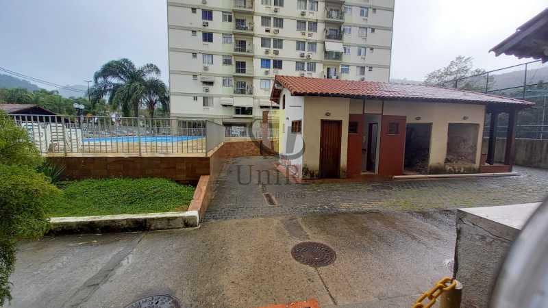 Area - Apartamento 2 quartos à venda Itanhangá, Rio de Janeiro - R$ 165.000 - FRAP21011 - 18