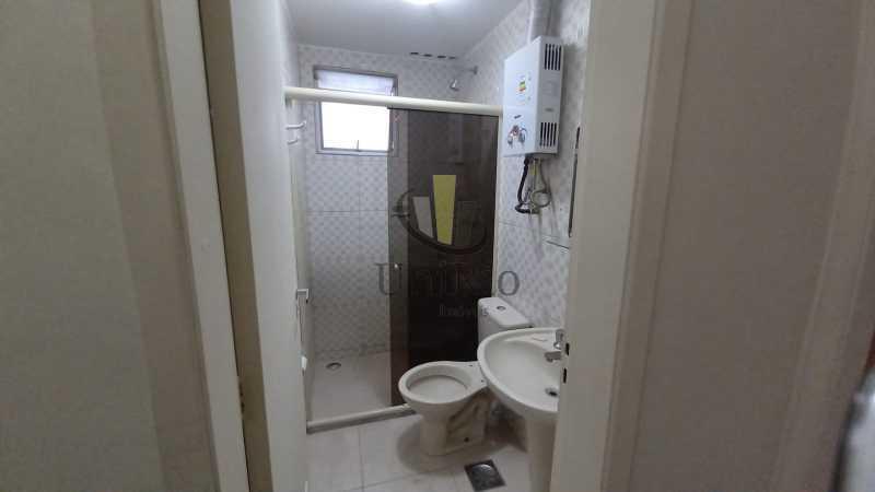 Banheiro - Apartamento 2 quartos à venda Itanhangá, Rio de Janeiro - R$ 165.000 - FRAP21011 - 9