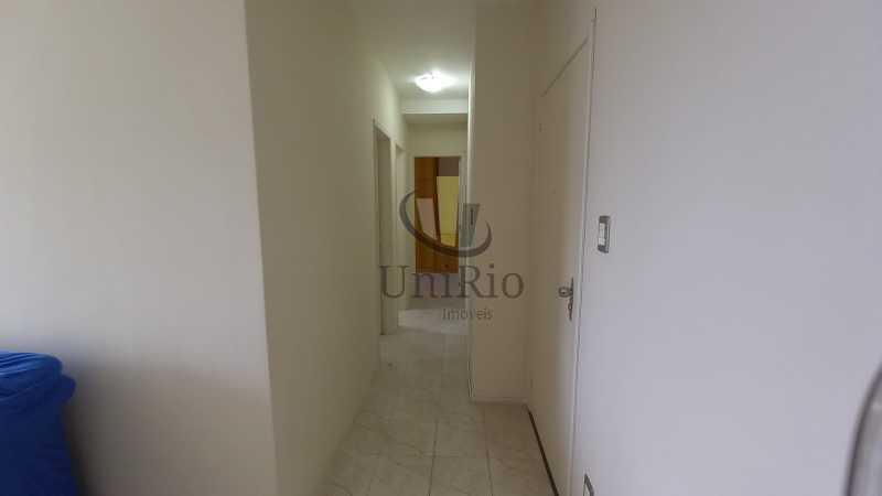 Corredor - Apartamento 2 quartos à venda Itanhangá, Rio de Janeiro - R$ 165.000 - FRAP21011 - 5