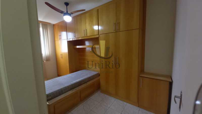 Quarto 1 - Apartamento 2 quartos à venda Itanhangá, Rio de Janeiro - R$ 165.000 - FRAP21011 - 6