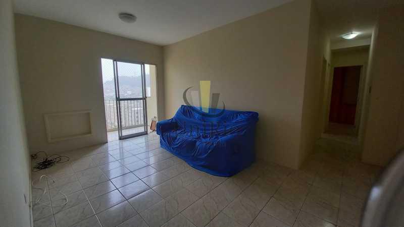 Sala - Apartamento 2 quartos à venda Itanhangá, Rio de Janeiro - R$ 165.000 - FRAP21011 - 1