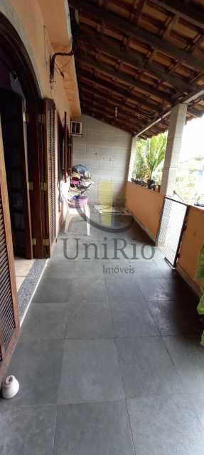 ff8 - Casa 3 quartos à venda Curicica, Rio de Janeiro - R$ 230.000 - FRCA30032 - 9