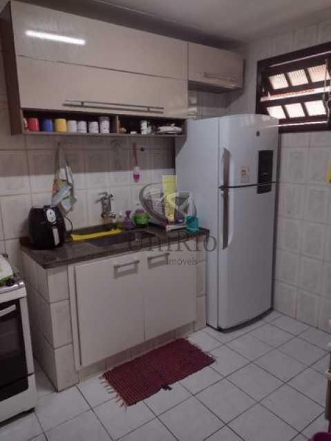 589127191412845 - Casa em Condomínio 2 quartos à venda Taquara, Rio de Janeiro - R$ 265.000 - FRCN20043 - 9