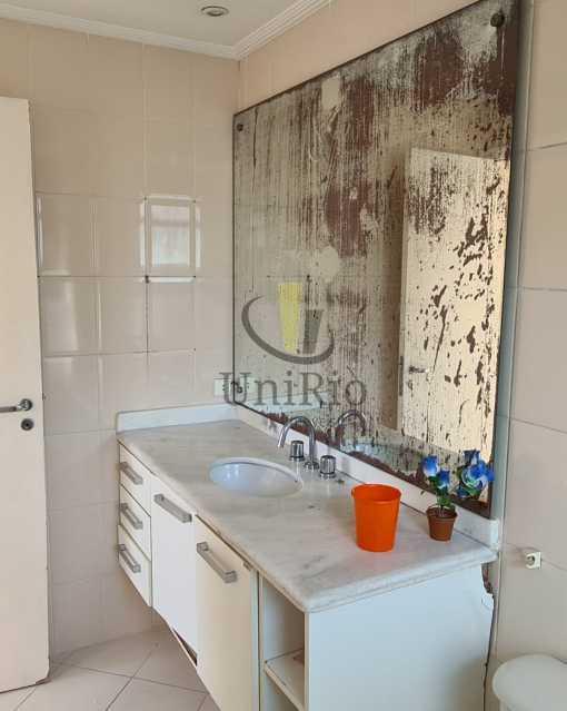 Banheiro1 - Apartamento 2 quartos à venda Jacarepaguá, Rio de Janeiro - R$ 441.000 - FRAP21017 - 11
