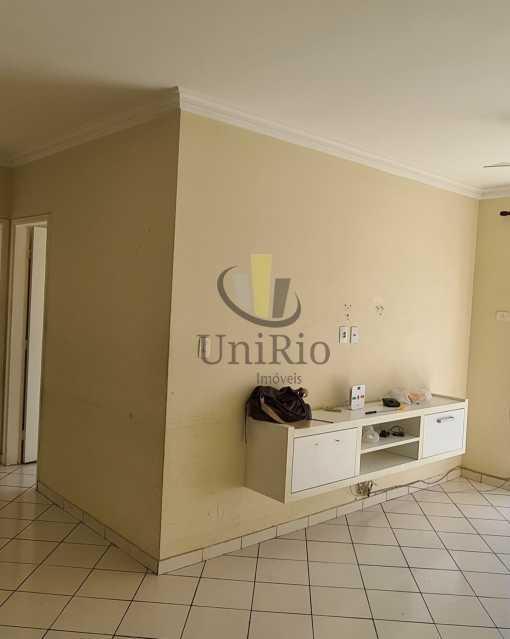 Sala1 - Apartamento 2 quartos à venda Jacarepaguá, Rio de Janeiro - R$ 441.000 - FRAP21017 - 3