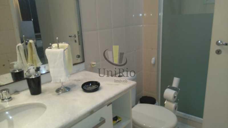 Banheiro2 - Apartamento 2 quartos à venda Jacarepaguá, Rio de Janeiro - R$ 441.000 - FRAP21017 - 9