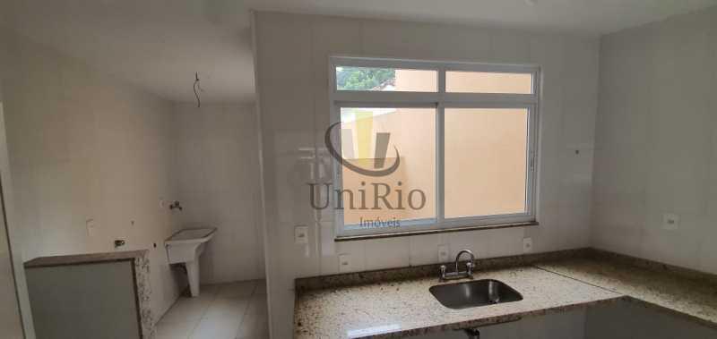 Coz area - Casa 3 quartos à venda Taquara, Rio de Janeiro - R$ 480.000 - FRCA30031 - 7