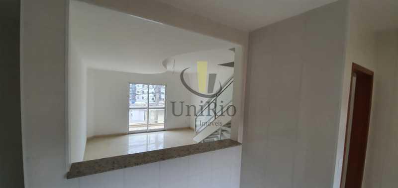 Coz Sala - Casa 3 quartos à venda Taquara, Rio de Janeiro - R$ 480.000 - FRCA30031 - 5