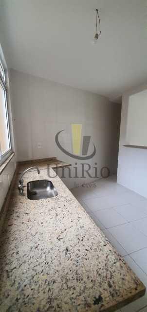 Cozinha1 - Casa 3 quartos à venda Taquara, Rio de Janeiro - R$ 480.000 - FRCA30031 - 8