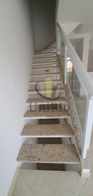 Escada - Casa 3 quartos à venda Taquara, Rio de Janeiro - R$ 480.000 - FRCA30031 - 4