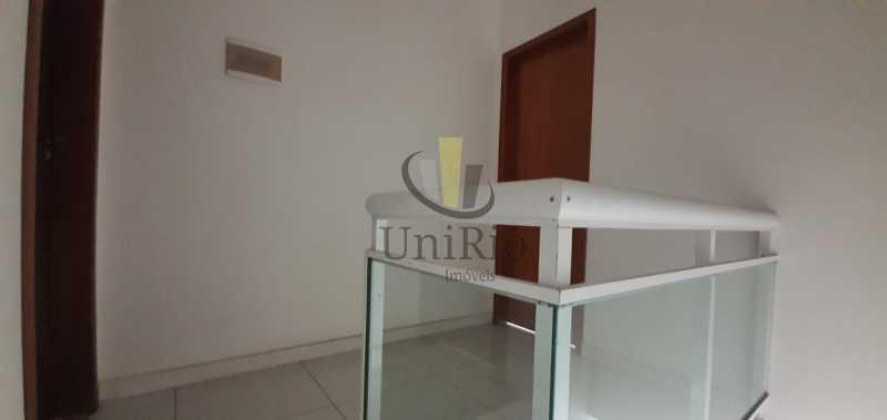 Hall superior - Casa 3 quartos à venda Taquara, Rio de Janeiro - R$ 480.000 - FRCA30031 - 9