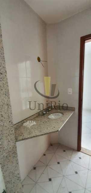 Pia banheiro - Casa 3 quartos à venda Taquara, Rio de Janeiro - R$ 480.000 - FRCA30031 - 10