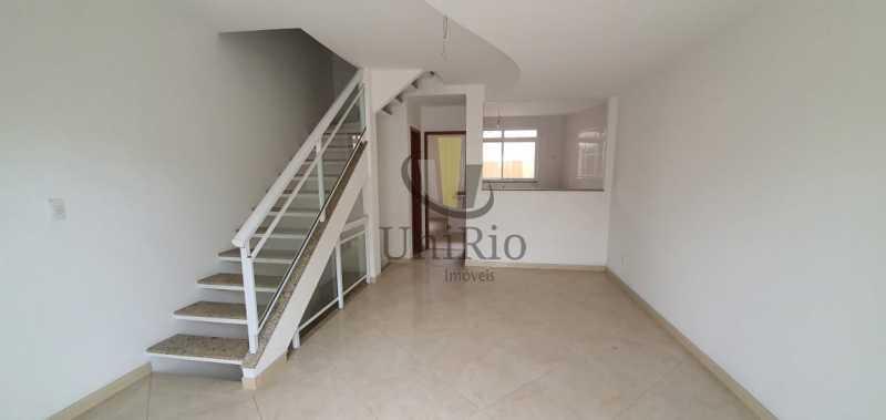 Sala - Casa 3 quartos à venda Taquara, Rio de Janeiro - R$ 480.000 - FRCA30031 - 3