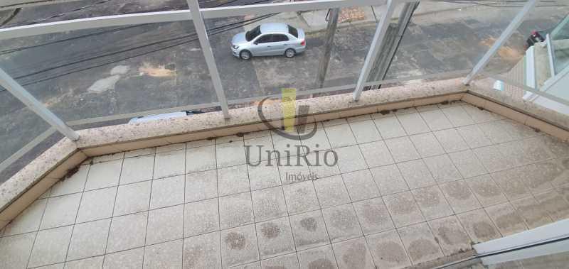 Varanda - Casa 3 quartos à venda Taquara, Rio de Janeiro - R$ 480.000 - FRCA30031 - 15