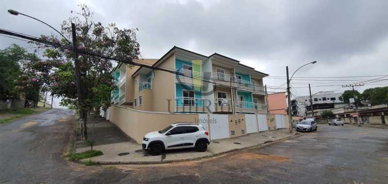 Visao - Casa 3 quartos à venda Taquara, Rio de Janeiro - R$ 480.000 - FRCA30031 - 19