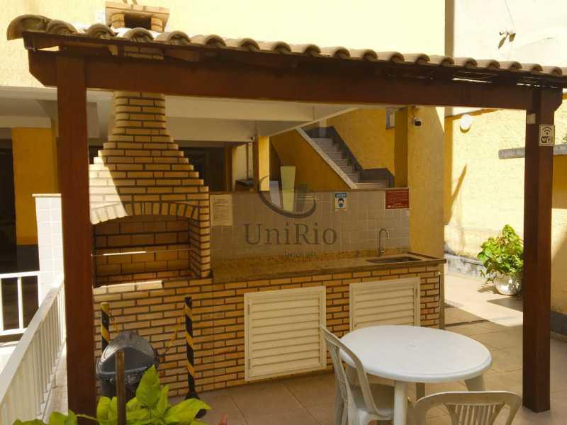 Churrasqueira1 - Apartamento 3 quartos à venda Tanque, Rio de Janeiro - R$ 350.000 - FRAP30294 - 16