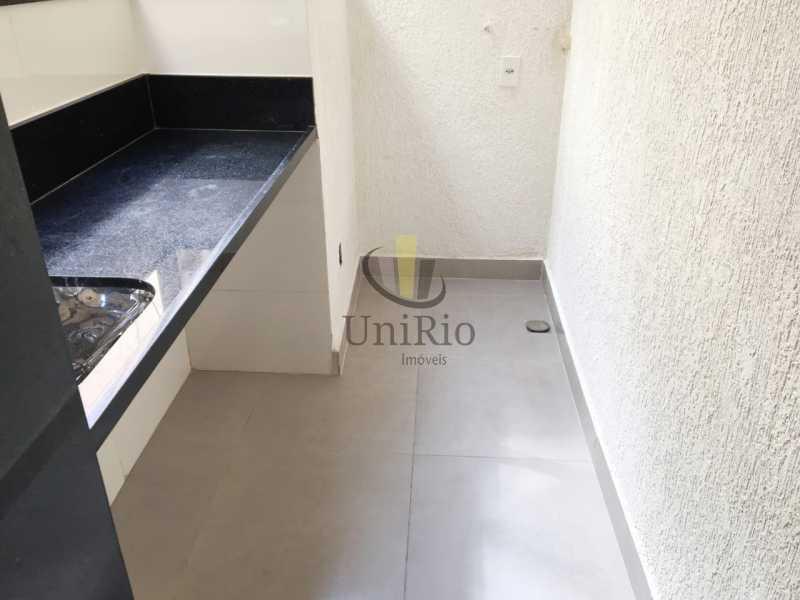 Cozinha - Apartamento 3 quartos à venda Tanque, Rio de Janeiro - R$ 350.000 - FRAP30294 - 7
