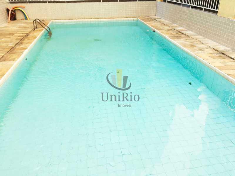 Piscina - Apartamento 3 quartos à venda Tanque, Rio de Janeiro - R$ 350.000 - FRAP30294 - 17