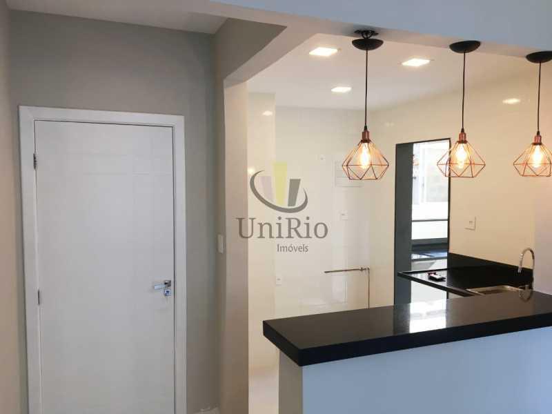 Porta - Apartamento 3 quartos à venda Tanque, Rio de Janeiro - R$ 350.000 - FRAP30294 - 3