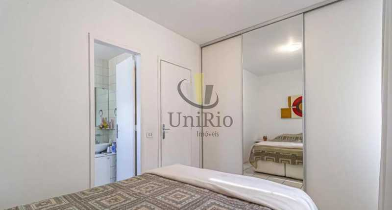 1fa8e381-5596-4503-b086-514d96 - Casa em Condomínio 2 quartos à venda Pechincha, Rio de Janeiro - R$ 480.000 - FRCN20044 - 9