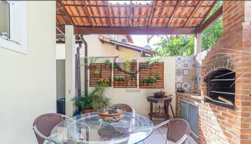 2ea5c351-9747-40a3-866a-bd9dee - Casa em Condomínio 2 quartos à venda Pechincha, Rio de Janeiro - R$ 480.000 - FRCN20044 - 4