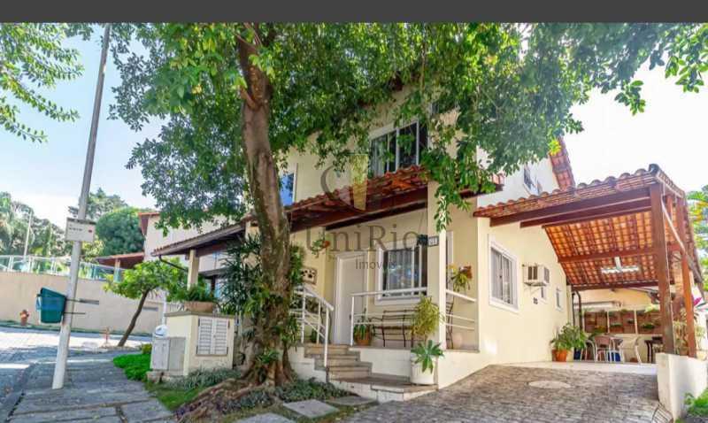 6171a621-b302-4285-aa43-a425cc - Casa em Condomínio 2 quartos à venda Pechincha, Rio de Janeiro - R$ 480.000 - FRCN20044 - 1