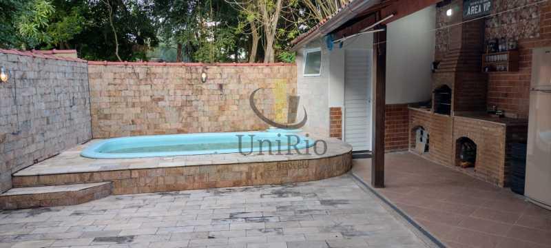 1d1d8657-5759-4771-9e6e-bcec75 - Casa em Condomínio 3 quartos à venda Pechincha, Rio de Janeiro - R$ 750.000 - FRCN30068 - 14