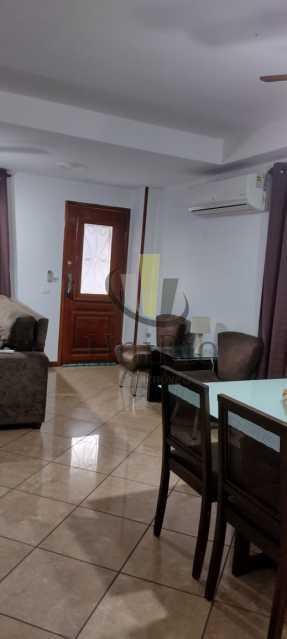 1cd027f4-06cf-46df-9956-0ea165 - Casa em Condomínio 3 quartos à venda Pechincha, Rio de Janeiro - R$ 750.000 - FRCN30068 - 1