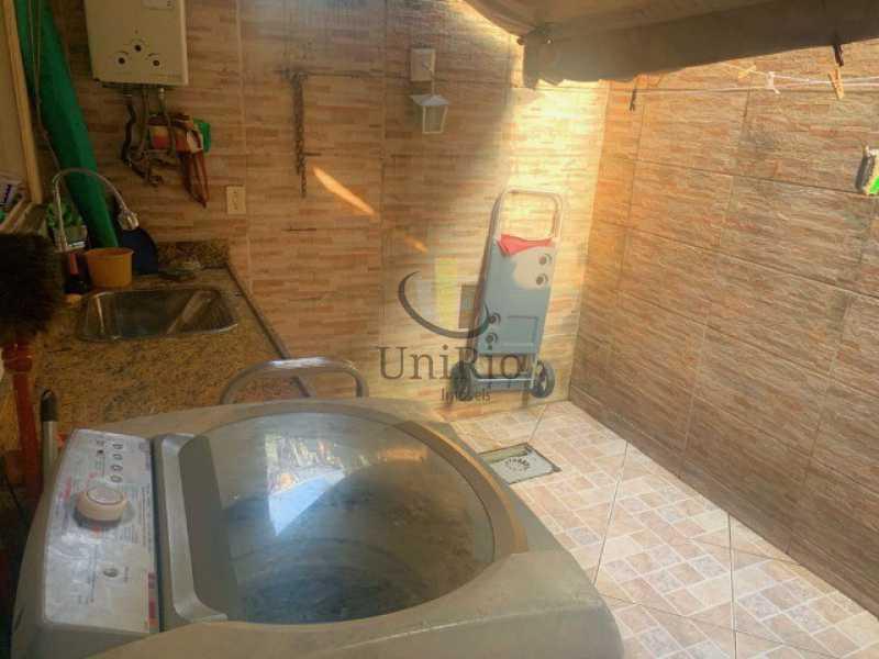 902173205363733 - Casa em Condomínio 2 quartos à venda Taquara, Rio de Janeiro - R$ 215.000 - FRCN20047 - 13