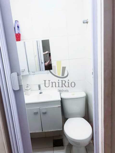904148324678859 - Casa em Condomínio 2 quartos à venda Taquara, Rio de Janeiro - R$ 215.000 - FRCN20047 - 8