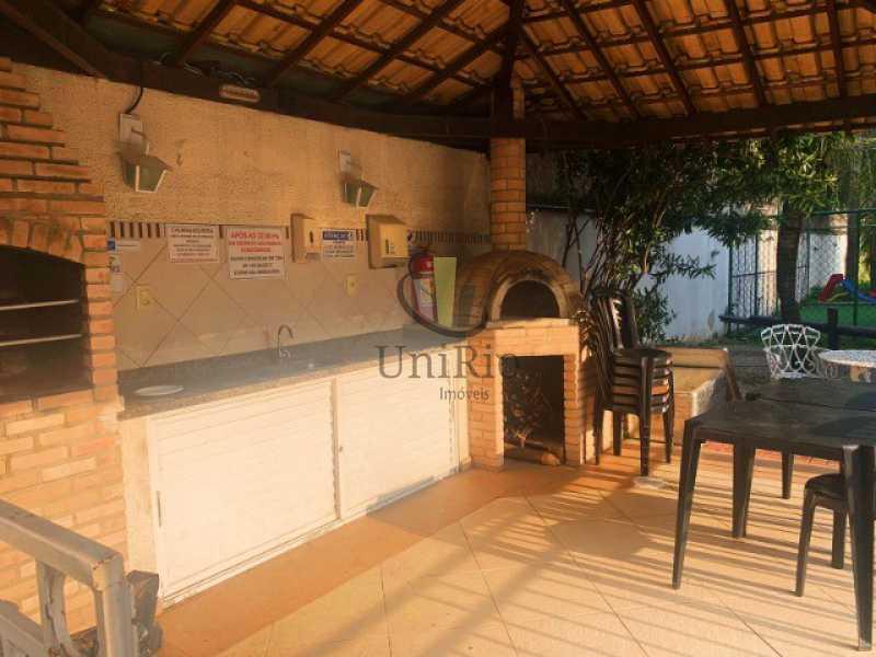 905163569399267 - Casa em Condomínio 2 quartos à venda Taquara, Rio de Janeiro - R$ 215.000 - FRCN20047 - 16