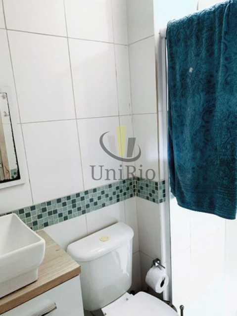 907124447979194 - Casa em Condomínio 2 quartos à venda Taquara, Rio de Janeiro - R$ 215.000 - FRCN20047 - 9