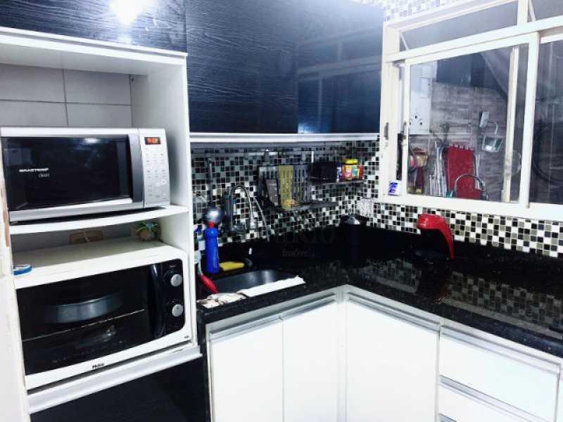 907181927059429 - Casa em Condomínio 2 quartos à venda Taquara, Rio de Janeiro - R$ 215.000 - FRCN20047 - 11