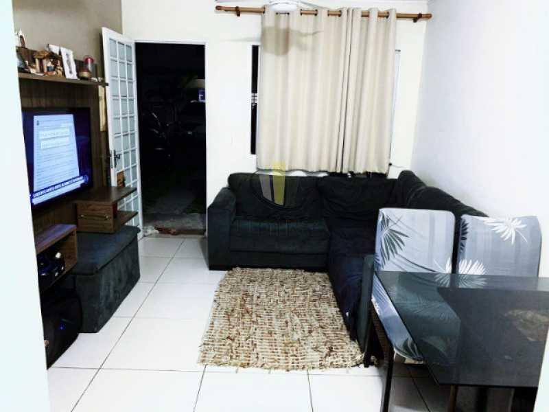 908104326218952 - Casa em Condomínio 2 quartos à venda Taquara, Rio de Janeiro - R$ 215.000 - FRCN20047 - 3