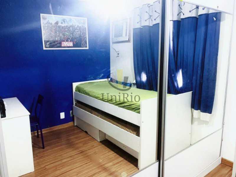 908189927116037 - Casa em Condomínio 2 quartos à venda Taquara, Rio de Janeiro - R$ 215.000 - FRCN20047 - 6