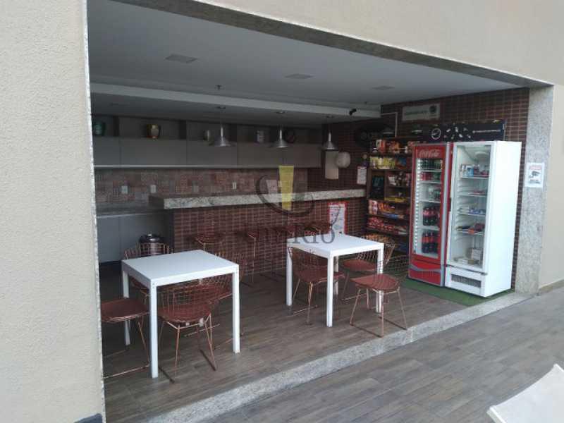 690175674524298 - Loft 1 quarto à venda Taquara, Rio de Janeiro - R$ 199.000 - FRLO10002 - 10