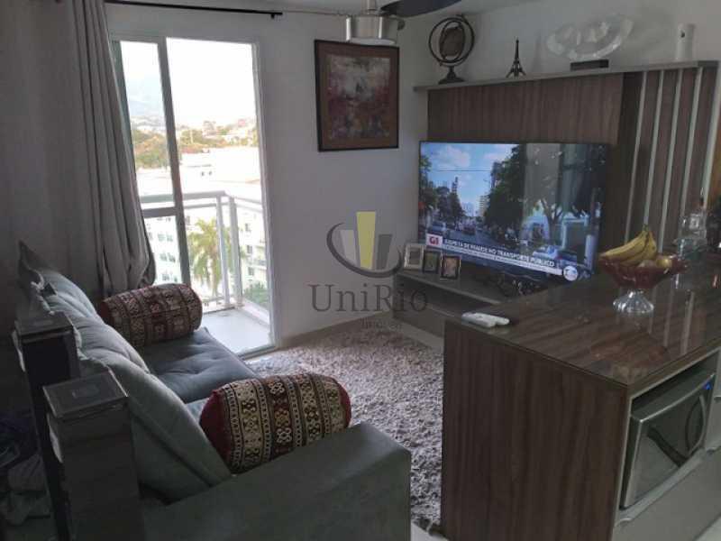 695171550051776 - Loft 1 quarto à venda Taquara, Rio de Janeiro - R$ 199.000 - FRLO10002 - 1