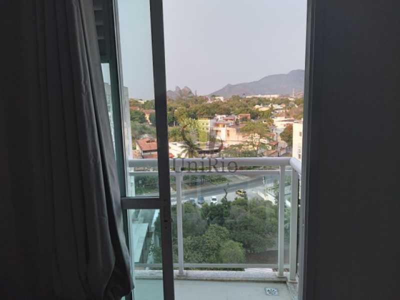 696152670039302 - Loft 1 quarto à venda Taquara, Rio de Janeiro - R$ 199.000 - FRLO10002 - 3