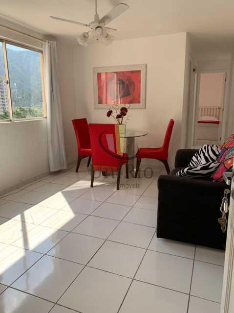 CB0301AB-4CED-4370-BCEA-D708DE - Apartamento 2 quartos à venda Camorim, Rio de Janeiro - R$ 300.000 - FRAP21021 - 1